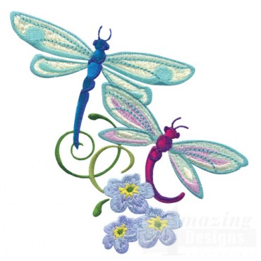 Dragonfly Dreams by Sewing With Nancy