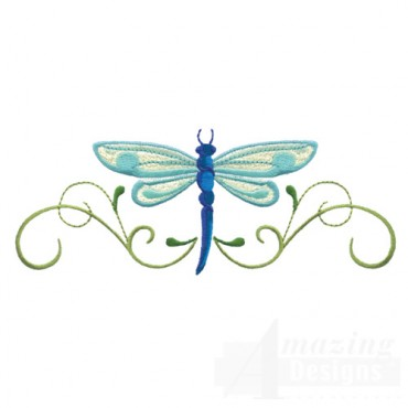 Dragonfly Crest