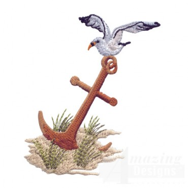 Bird On Anchor