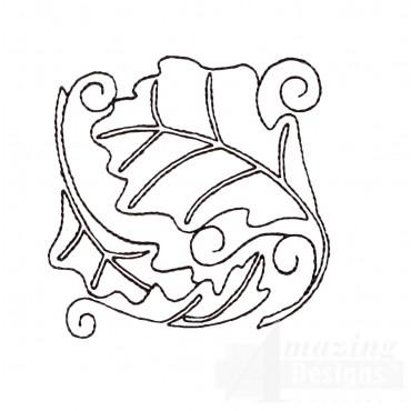 Leaf Design 6
