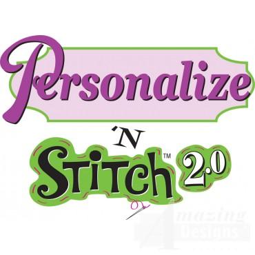 Personalize 'N Stitch