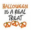 Real Treat Halloween Treats Design