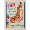 Nine Scoops My Circus Counting Book Embroidery Design