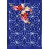 Plum Flowers Embroidery Design