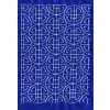 Sashiko Quilt Embroidery Design 5