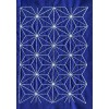 Sashiko Quilt Embroidery Design 11