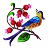 A Birds Paradise Jf319 Embroidery Design