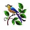 A Birds Paradise Jf324 Embroidery Design