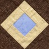 Window Quilt Block Embroidery Design
