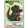 Bumpy Crocodile