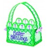 Hoop707 Easter Blessings Basket Embroidery Designs