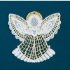 Freestanding Lace Angel 4 Embroidery Design