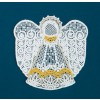 Freestanding Lace Angel 6 Embroidery Design