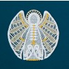 Freestanding Lace Angel 16 Embroidery Design