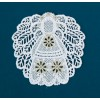 Freestanding Lace Angel 23 Embroidery Design