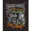 Souls From The Far Away Embroidery Design