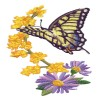 Butterfly 19 Embroidery Design