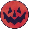 Applique Jack O Lantern Face
