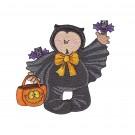 Bat Boy 2 Boo Crew Embroidery Design