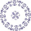 Floral Circle1
