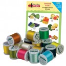 Detailed Fruit with Madeira 18 Spool Thread Kit