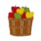 Basket of Apples Farmers Market Design