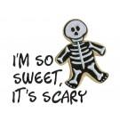 I'm So Sweet Halloween Treats Amazing Designs