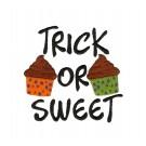 Trick or Sweet Halloween Treats Amazing Designs