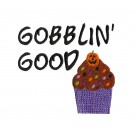 Gobblin Good Halloween Treats Design