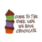 Come to the Dark Side Halloween Treats Amazing Designs