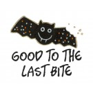 Good to the Last Bite Halloween Treats Design