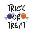 Trick or Treat Halloween Treats Amazing Designs