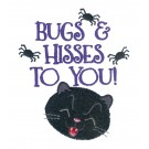Bugs and Hisses Scaredy Cat Design