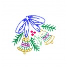 Bells Merry Belles Embroidery Design