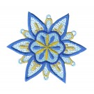 Snowflake 20 Freestanding Lace Snowflakes Embroidery Design
