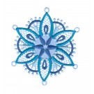 Snowflake 22 Freestanding Lace Snowflakes Embroidery Design