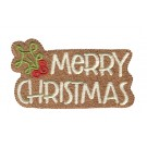 Gingerbread Merry Cuppa Christmas Embroidery Design