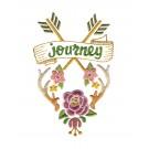 Journey Woodland Adventure Embroidery Design