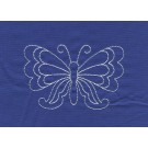 Butterfly Savvy Sashiko Embroidery Design