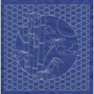 Bamboo Quilt Savvy Sashiko Embroidery Design