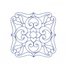 Pattern 2 Charmed Quilting Embroidery Design