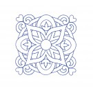 Pattern 3 Charmed Quilting Embroidery Design