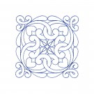 Pattern 4 Charmed Quilting Embroidery Design