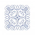 Pattern 5 Charmed Quilting Embroidery Design