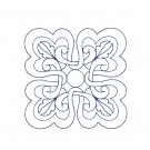 Pattern 6 Charmed Quilting Embroidery Design