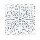 Pattern 7 Charmed Quilting Embroidery Design