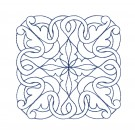 Pattern 8 Charmed Quilting Embroidery Design