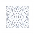 Pattern 9 Charmed Quilting Embroidery Design