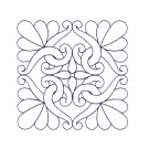 Pattern 12 Charmed Quilting Embroidery Design