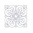 Pattern 13 Charmed Quilting Embroidery Design